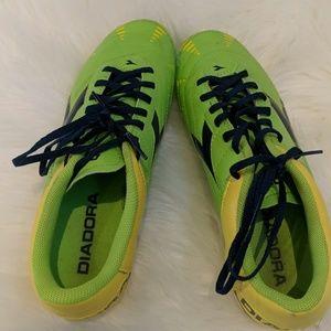 Diadora Men's Soccer Cleats Size 10.5